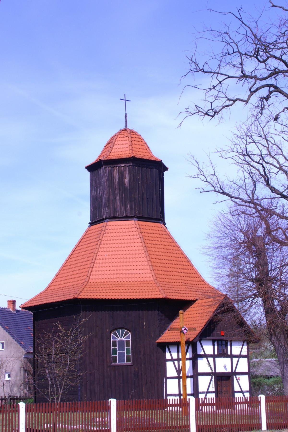 Kościół w Trzebulach