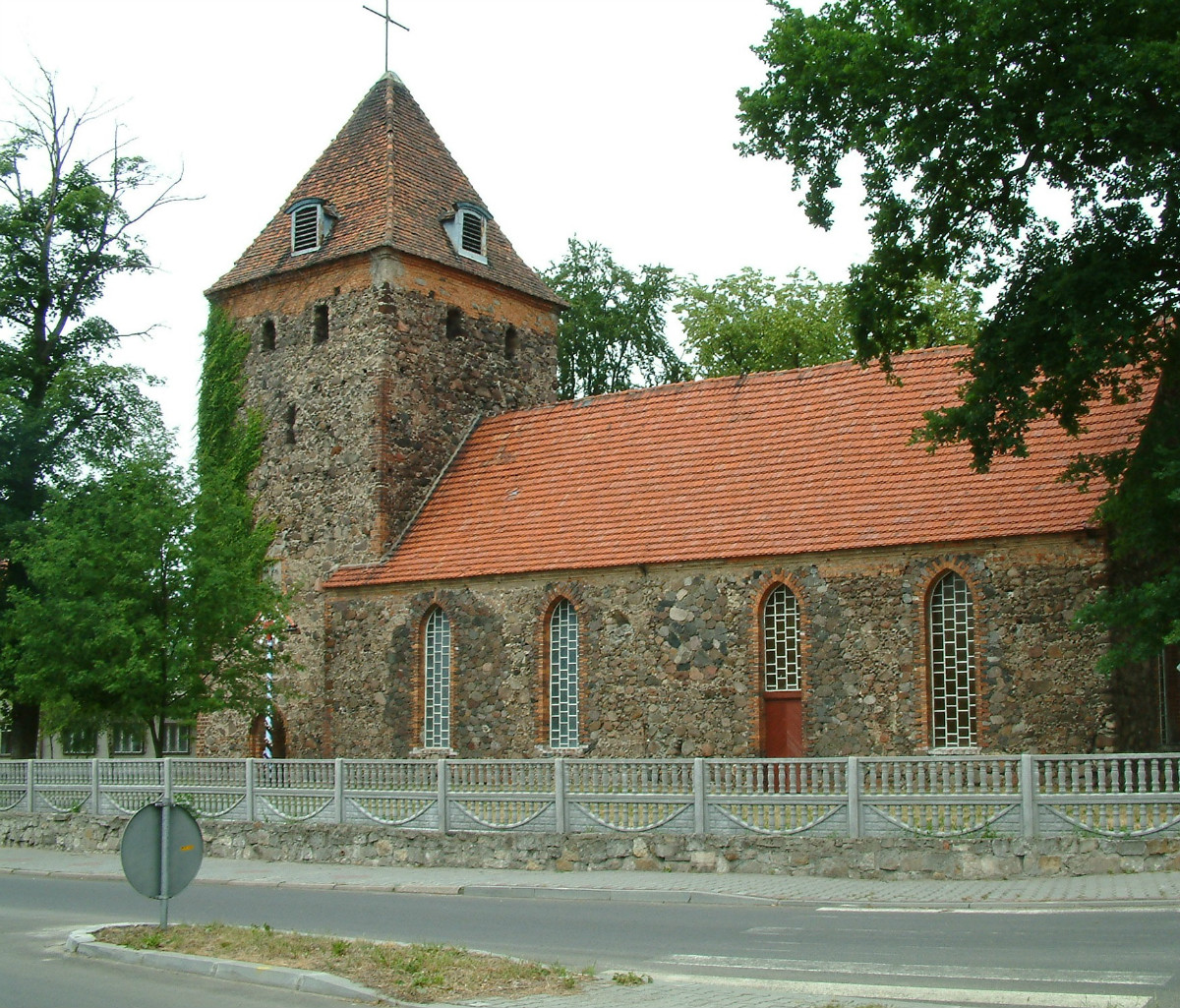 kościół w Dąbiu