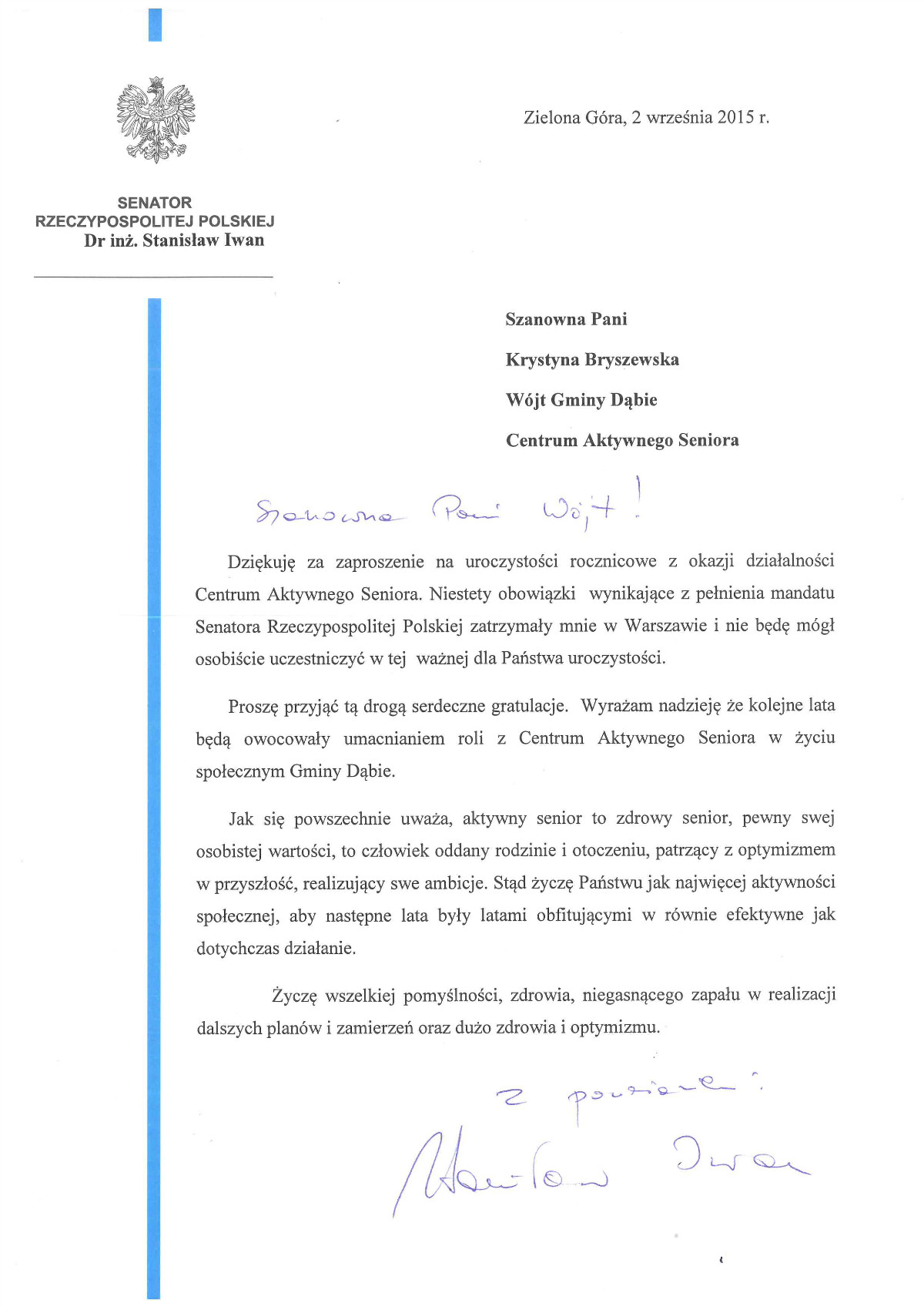list od Iwana